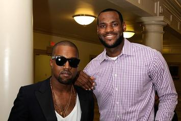 Kanye West Thinks LeBron James Should've Stayed In Cleveland