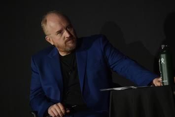 Louis C.K. Met With Thunderous Applause In NY Despite Masturbation Scandal