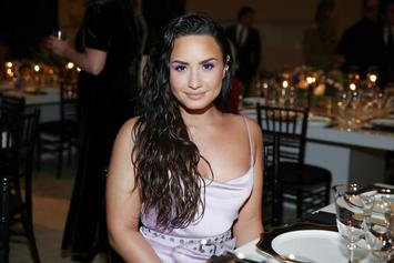 "Demi Lovato's Sister Says Singer Is ""Doing Really Well"" In Rehab"
