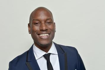 Tyrese Gibson & Wife Samantha Lee Welcome Newborn Daughter