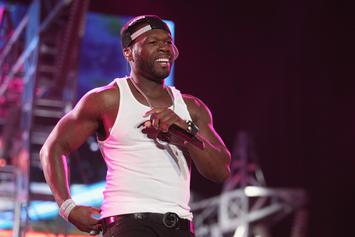 "50 Cent's Son Defends His Mother Against The ""Wicked Dog"" Meme"