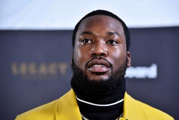 "Meek Mill Writes Candid Letter To His Younger Self: ""Trust You Will Get Yours"""
