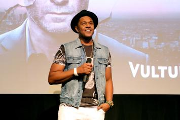 """""""Ray Donovan"""" Actor Pooch Hall Arrested For DUI & Letting Two-Year-Old Son Drive Car"""
