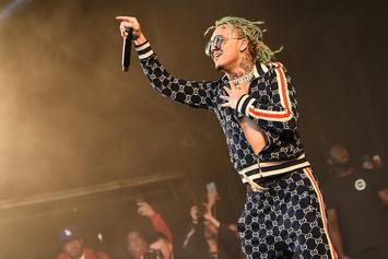 Lil Pump Wants You To Hate Him More, Says The World Is Flat