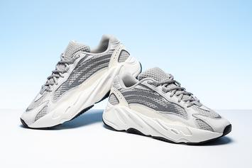 "Adidas Yeezy 700 V2 ""Static"" Revealed In Detail"