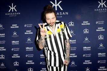 Post Malone's Halloween Plans: More Booze, Fewer Ghosts