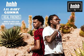 Gunna & Lil Baby Drip Hard In Our New Digital Cover Story (BTS)