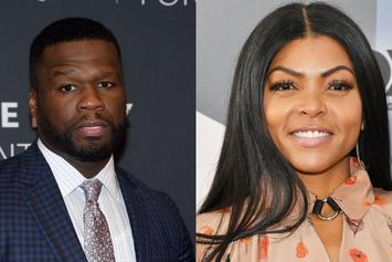 """50 Cents Takes Aim At """"Empire"""" Series: """"Still Stealing My Sh*t"""""""