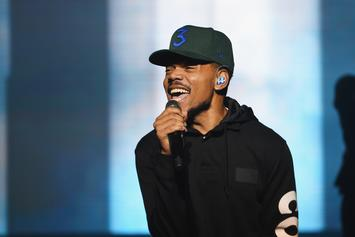 """Chance The Rapper Explains Why He Never Responded To Drake's """"Draft Day"""" Callout"""