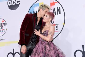 G-Eazy & Halsey Officially Reunited At AMAs Post Cheating Claims