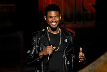 """Usher Announces New Zaytoven-Produced Album """"A"""" Releasing Tonight"""
