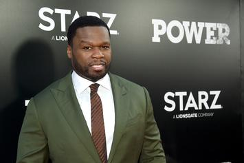 50 Cent Signs Multi-Series Deal With Starz Worth An Estimated $150M: Report