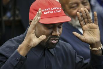 Kanye West & Donald Trump's Meeting Has Divided The Masses