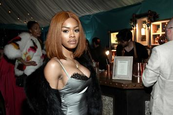Teyana Taylor Dry-Humps Fan Onstage At Toronto Concert: Watch