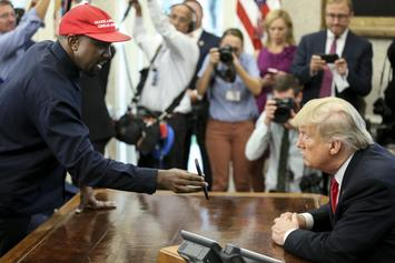 """Saturday Night Live"" Trolls Kanye West's White House Visit In Hysterical New Skit"
