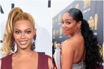 "Beyonce And Tiffany Haddish Have Put Their Differences Aside: ""We Cool"""