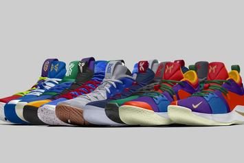 Nike Unveils NBA Opening Night PEs For Jayson Tatum, Luka Doncic & Others
