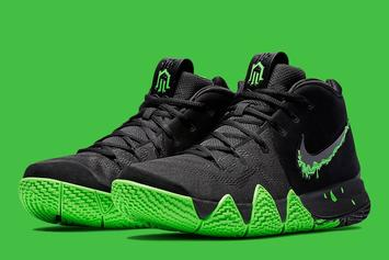 """Nike Kyrie 4 """"Halloween"""" Releasing Today: Purchase Links"""