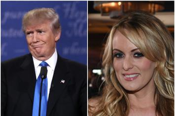 Donald Trump Scores Legal Win As Judge Dismisses Stormy Daniels' Defamation Suit