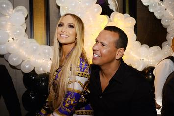 Jennifer Lopez & Alex Rodriguez' Car Hits Paparazzi: Police Report Filed