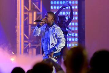 Yella Beezy Watches His BET Hip-Hop Awards Performance From Hospital