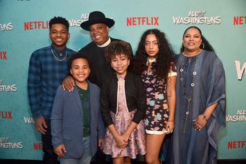 """Rev. Run's """"All About The Washingtons"""" Series Cancelled On Netflix"""