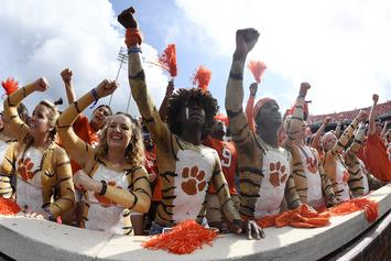 Dancefloor Collapses At Clemson Party: 30 People Injured In Frightening Video