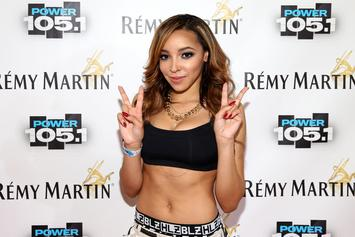Tinashe Shares Throwback Photo Of 12-Year-Old Self To Celebrate Longest Friendship