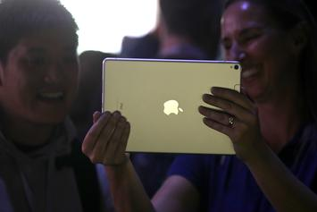 Apple Set To Reveal iPad Pro & New MacBook: Report