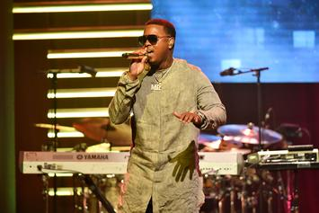 "Jeremih & Ty Dolla $ign Perform ""The Light"" On Jimmy Kimmel Live"