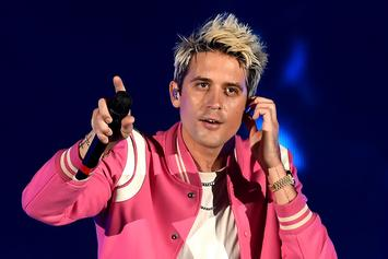G-Eazy Leaves Drake's Party Solo Amid Reports Of Halsey Split
