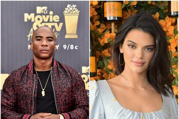 "Charlamagne Tha God On Kendall Jenner's 'Afro' In Vogue: ""That's An Afro?"""