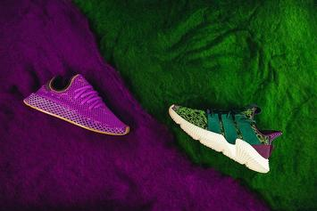 """Dragon Ball Z x Adidas """"Son Gohan"""" & """"Cell"""" Sneakers Now Releasing Friday"""