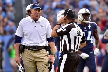 NFL Fires Field Official After Costly Mistake In Week 6