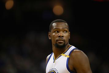 Billboard Recruiting Kevin Durant To Knicks Pops Up Close To MSG
