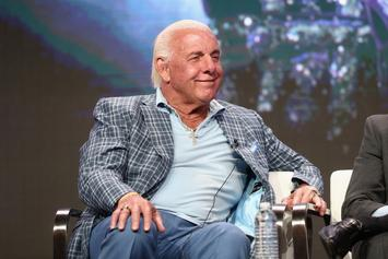 """Ric Flair Says Offset Will Vouch That He Originated The Term """"Drip"""""""