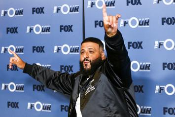"""DJ Khaled Joins Will Smith In Upcoming Animated Film """"Spies In Disguise"""""""