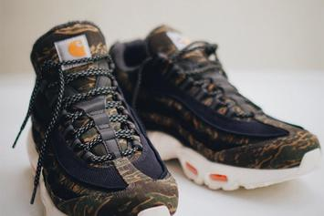 Carhartt x Nike Air Max 95 Coming Soon: First Look