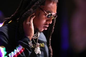 "Takeoff Delivers Debut Solo Album ""The Last Rocket"""