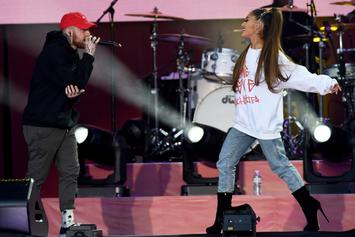 Ariana Grande Wears Mac Miller's Hoodie Following Tribute Concert