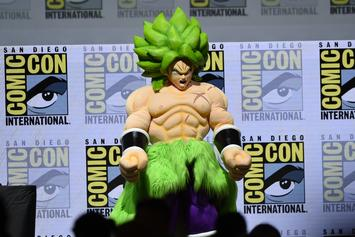 """""""Dragon Ball Super: Broly"""" Goku Balloon Will Fly In Macy's Thanksgiving Day Parade"""