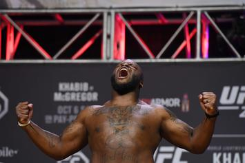 "Derrick Lewis' Rise To UFC Stardom Explained: ""If I Can Do It Anybody Can Do It"""