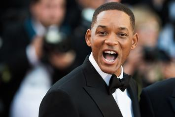 Will Smith Will Drive Audi's First Animated Concept Car In Spy Movie