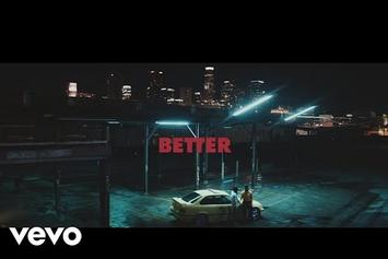 "Khalid Vibes Out & Avoids A Few Car Crashes In ""Better"""
