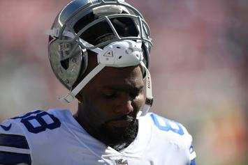 Saints Fear Dez Bryant Suffered Torn Achilles At Practice: Report