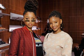 "Chloe x Halle Deliver Enchanting Performance On ""The Late Late Show"""