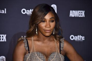 Serena Williams Named GQ's Woman Of The Year