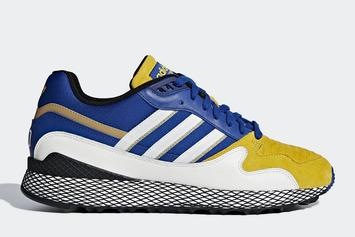 "Dragon Ball Z x Adidas Ultra Tech ""Vegeta"" Release Date Announced"