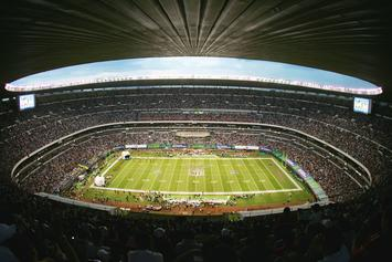Chiefs, Rams Mexico City Game In Jeopardy Over Concerns About Azteca Stadium