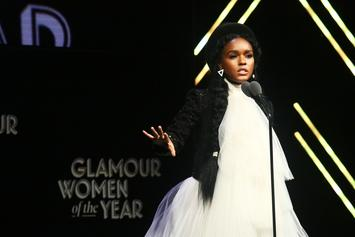 """Janelle Monae Slams Trump At Glamour's Women Of The Year Awards: """"Piss Off The Power"""""""